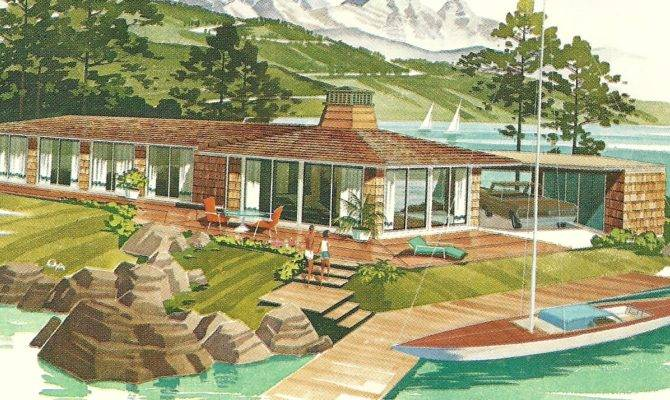 Dream Vacation Home House Plans 13 Photo House Plans 45007