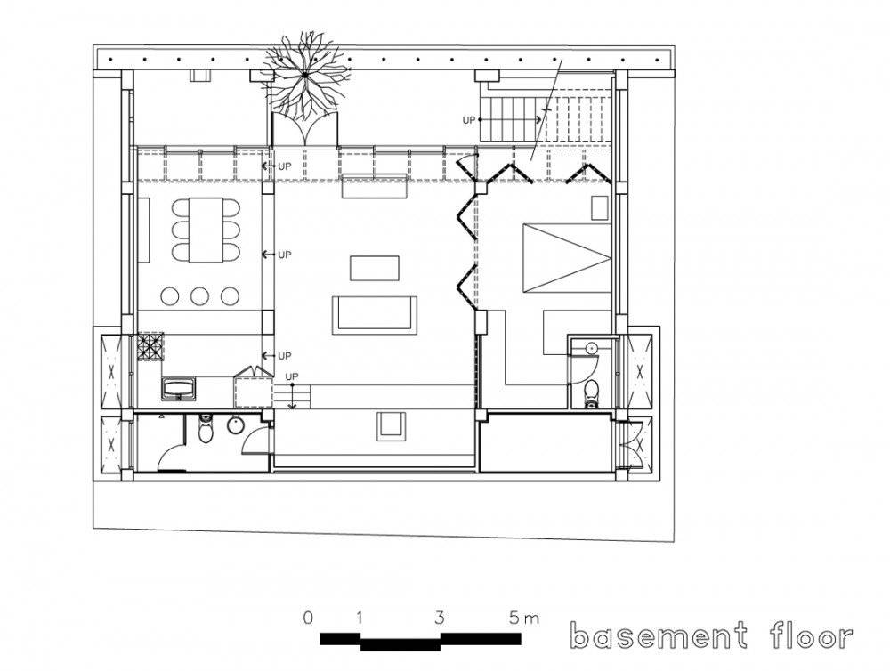 Walkout basement floor plans walkout basement floor plans for Finished walkout basement floor plans