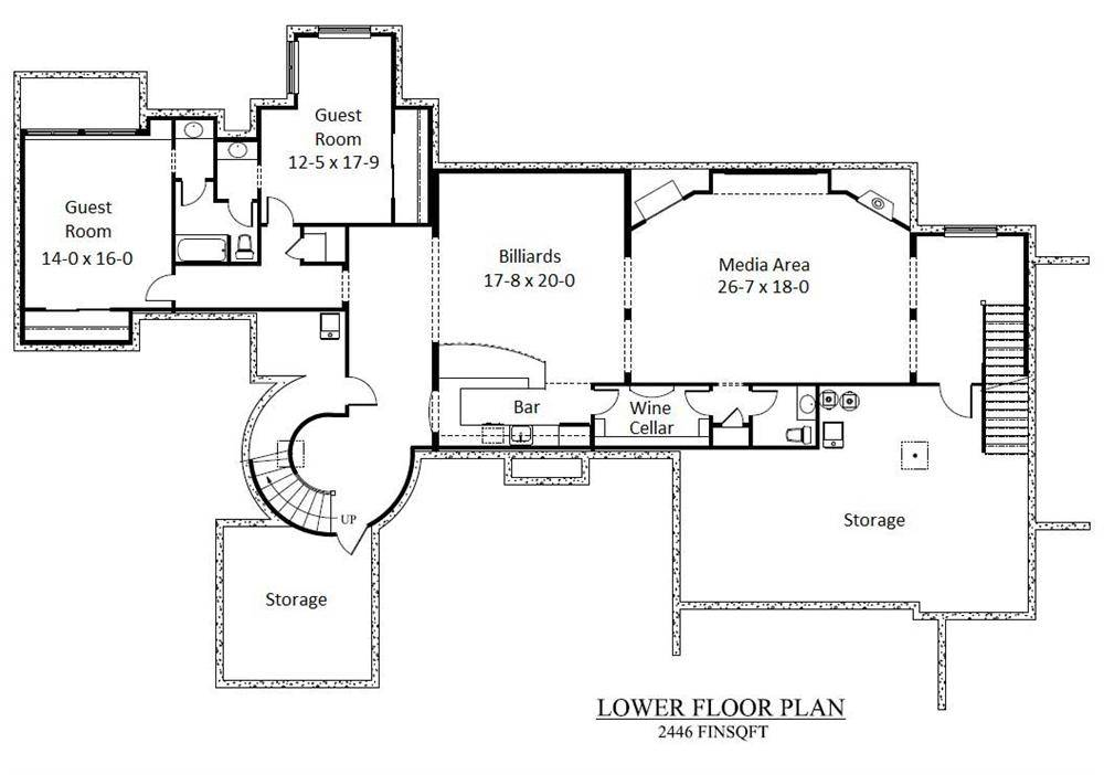 White house basement floor plan house plans 4203 House plans with basement