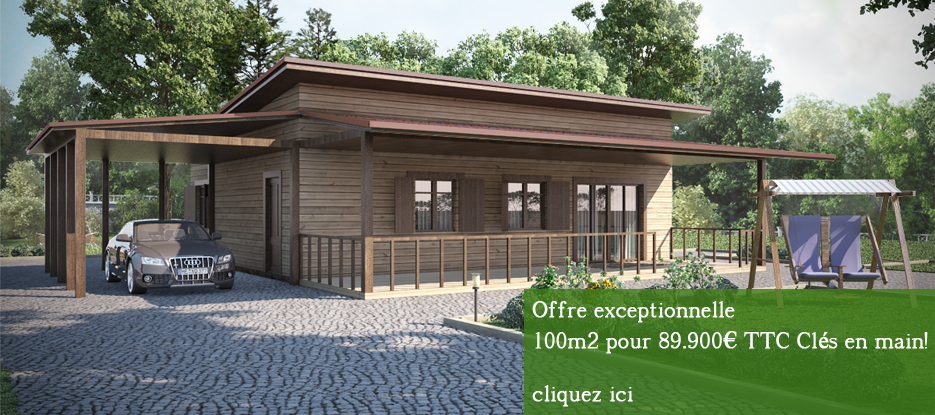 beautiful bois pas cher economique beautiful image of image to enlarge with construire une maison ecologique pas cher with prix extension maison bois