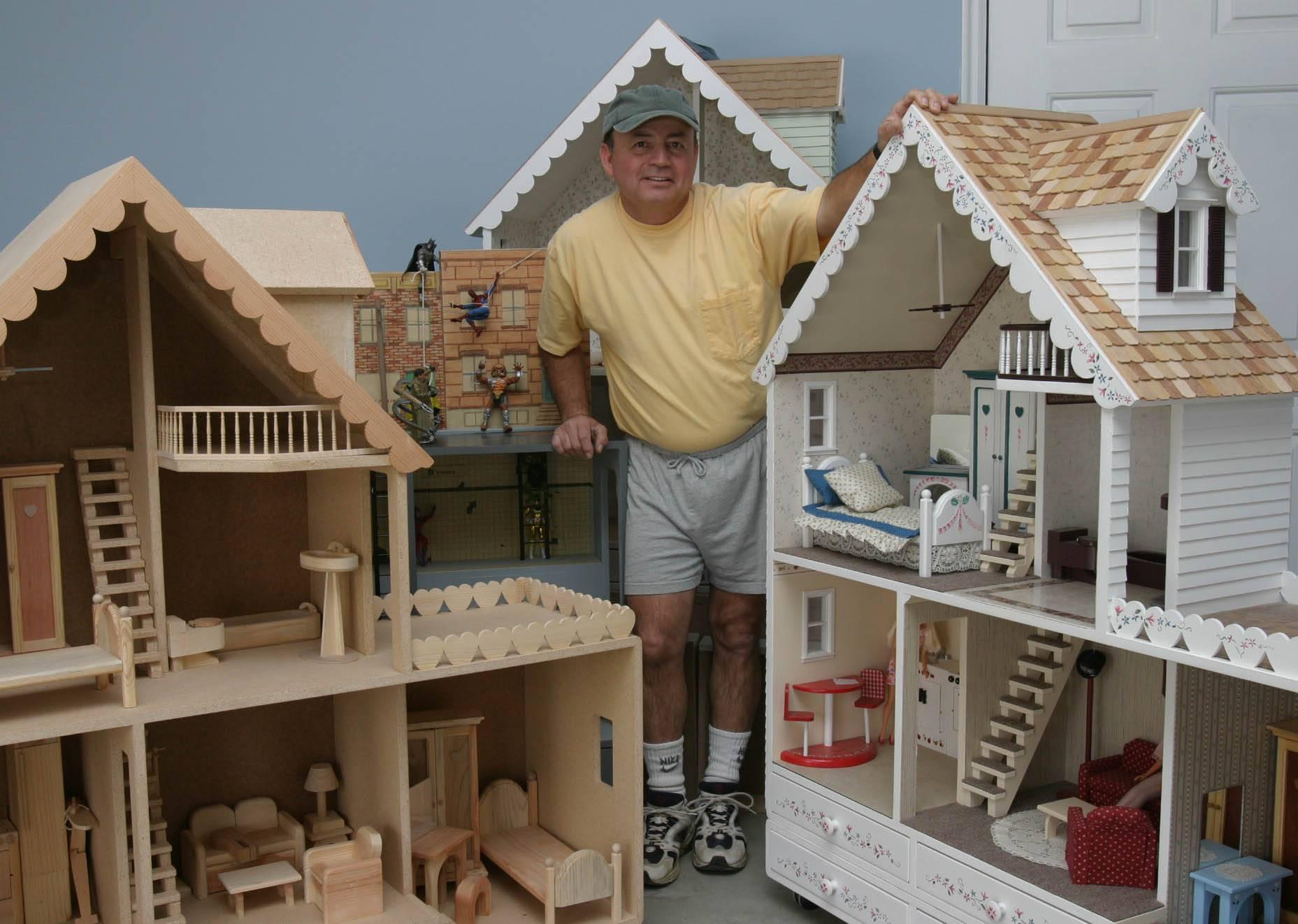 Как сделать кукольный дом своими руками дома