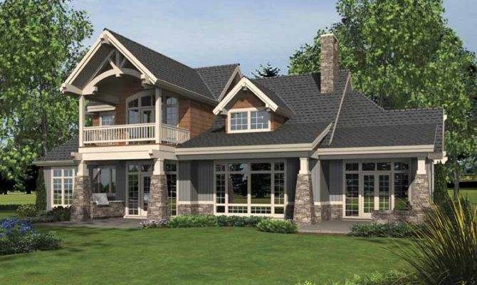 Arts craft house plans small