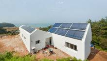 Zero Energy House South Korea Inhabitat Green Design