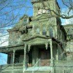 Abandoned Mansion Abodes Places Pinterest