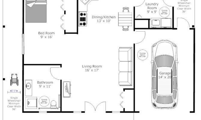 Accessible House Plans Smalltowndjs