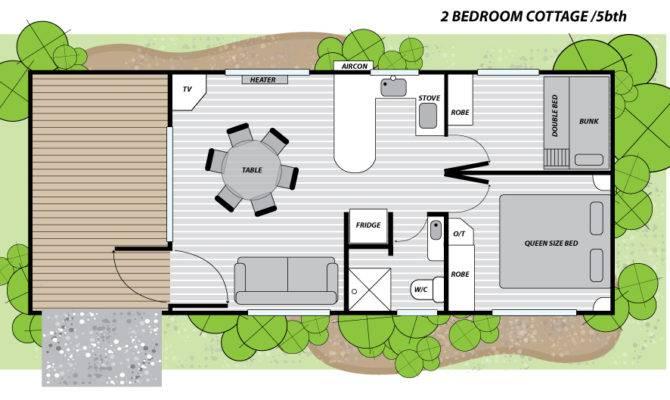 Accommodation Bedroom Cottage Big Ballarat Goldfields