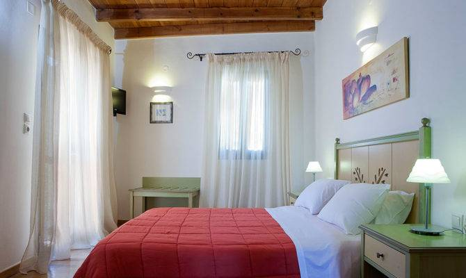 Accommodation Kastellos Village Thehotel