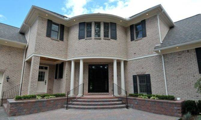 Adam Style House Traditional Exterior Detroit