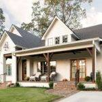 Adding Farmers Porch Ranch House Style Plans