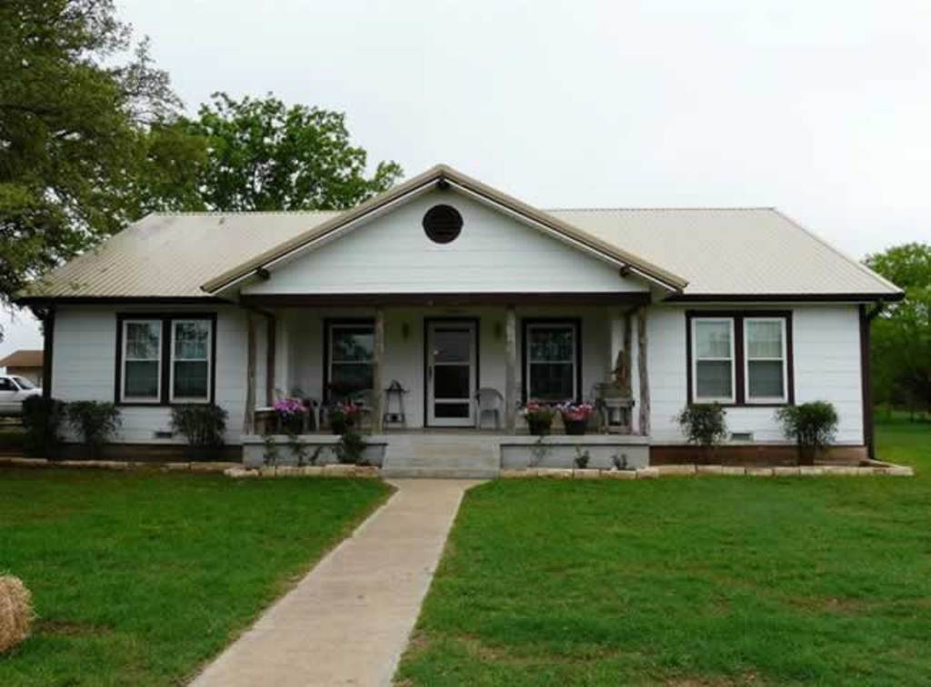 Adding Porch Ranch Style House Porches Plans 135360