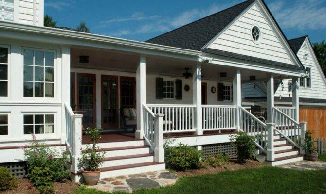 Adding Porch Your House Pergola Style
