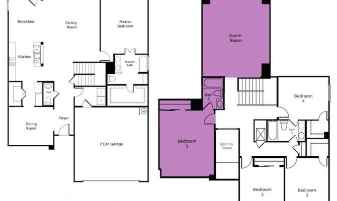 Additions Floor Plans Room Addition