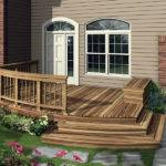 Adenstein Curved Deck Plan House Plans More