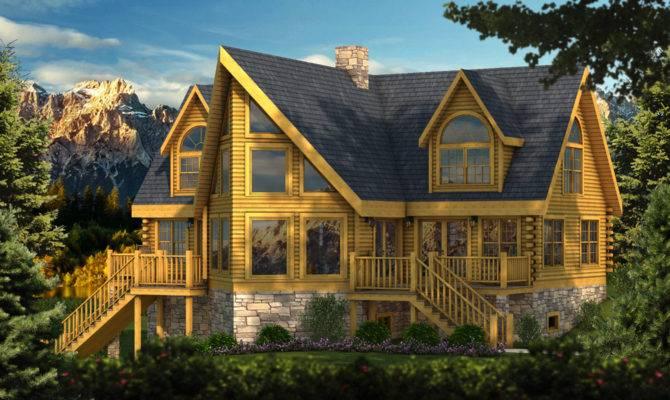 Adirondack Plans Information Southland Log Homes