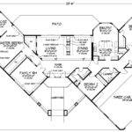 Adobe House Floor Plans Houseplansandmore Homeplans
