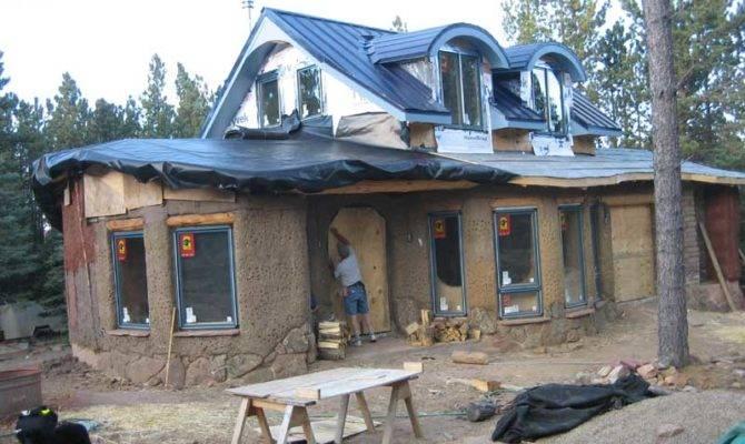 Adobe Roof Dormers Cob House Alternative Housing Earth Diy