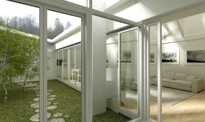 Aeccafe Archshowcase Solar Atrium House Studio Alfirevic