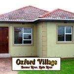 Affordable Bedroom Homes Oxford Village Kuils