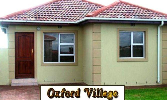 Affordable Bedroom Homes Oxford Village Kuils