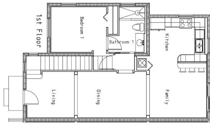 Affordable Floor Plans Unique House