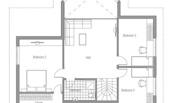Affordable Home Plans Classical House Plan