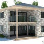 Affordable Home Plans Modern Plan