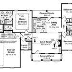 Affordable House Plans One Story Home Plan