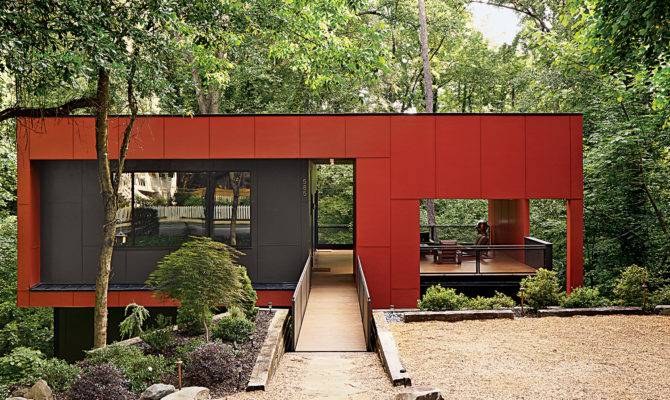 Affordable Modern Home Atlanta Dwell