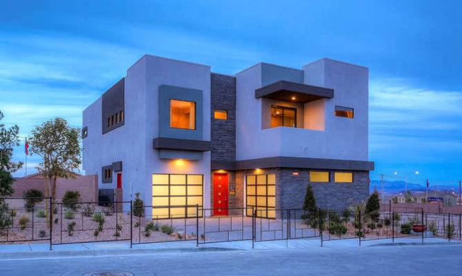 Affordable Modern Homes Las Vegas