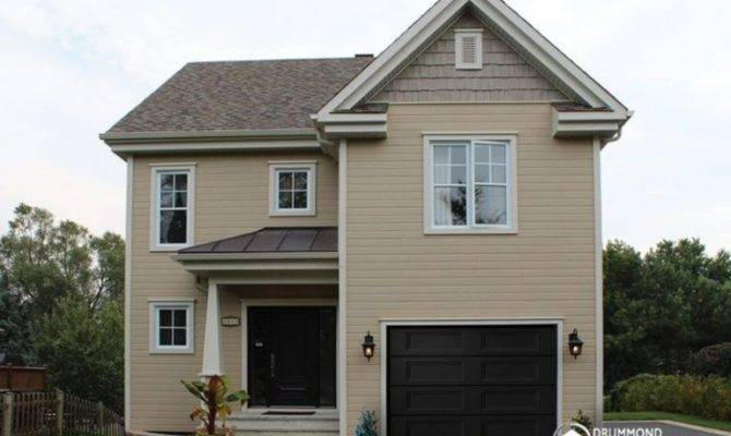 Affordable Small Home Plans Garage Decohoms