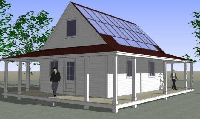 Affordable Zero Energy Kit Homes Hit Market