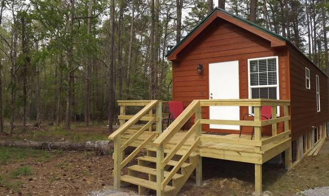 Alabama Got Some Cool Tiny Houses Can Stay