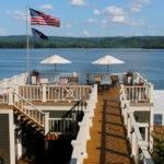 Alabama Lake Home Beach Style Deck Birmingham
