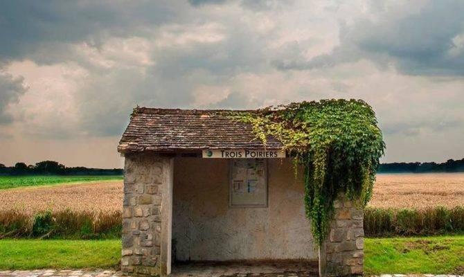 Albert Delamour French Countryside Barbizon France
