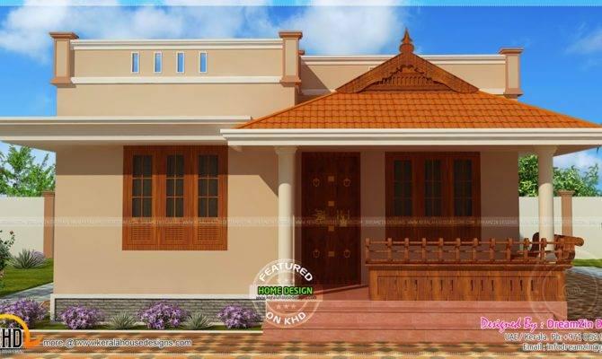 Alfa Img Showing Small Kerala House Model