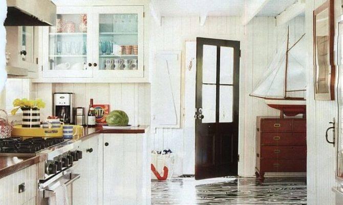 All White Cottage Style Interiors Decoist