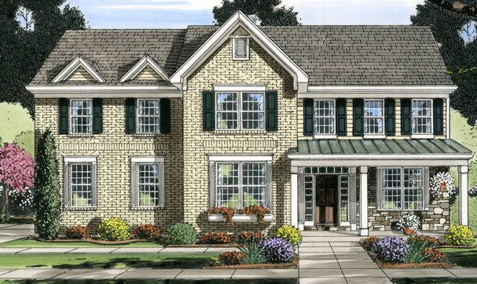 Alston Traditional Home Plan House Plans More