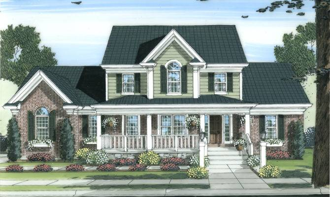 Altenau Traditional Home Plan House Plans More