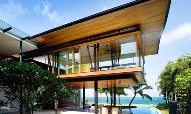 Amazing Beach House Designs Iroonie