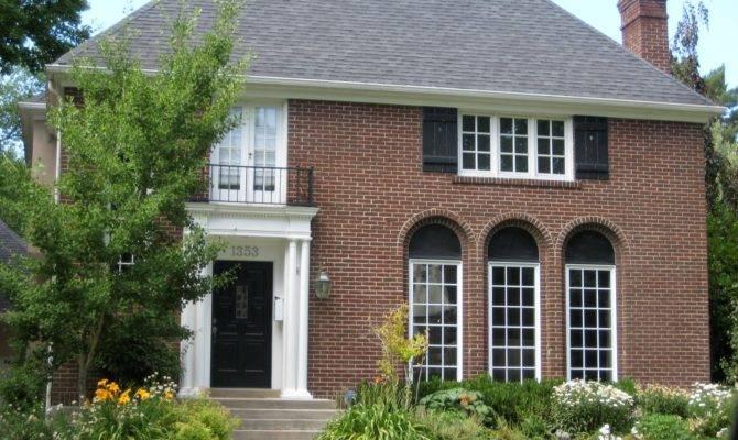 Amazing Brick Style Homes Interior Exterior Designs