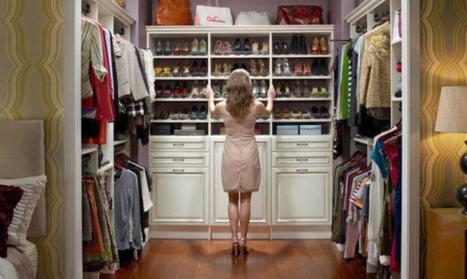Amazing Closet Organizer Ideas Small Walk Closets