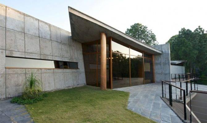 Amazing Concrete Home Plans Modern House Plan