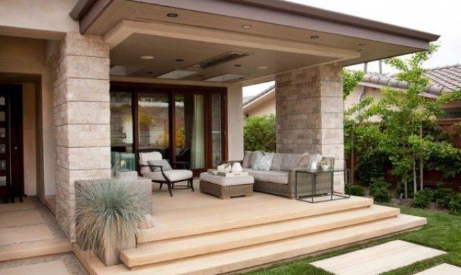 Amazing Contemporary Porch Designs Your Home