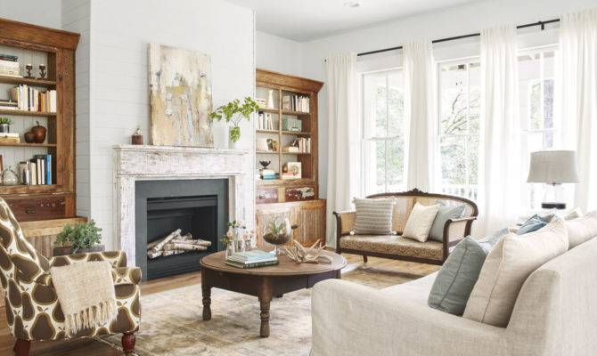 Amazing Country Style Living Room Furniture Perfect