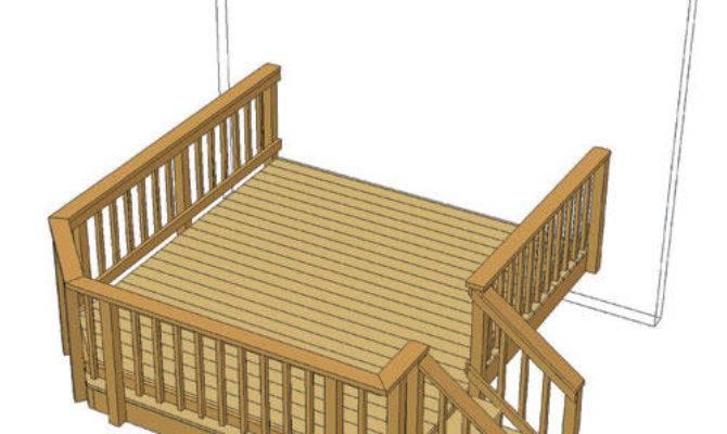 Amazing Deck Kits Menards Plans