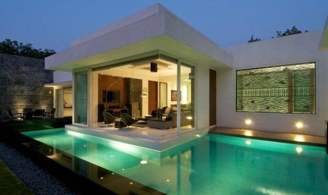 Amazing Dinesh Mill Bungalow Design Atelier Dnd Modern Architecture