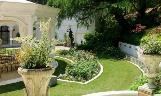 Amazing Excellent Home Garden Designs House Des