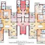 Amazing Finest Floor Plans Apartments Penthouses Villa