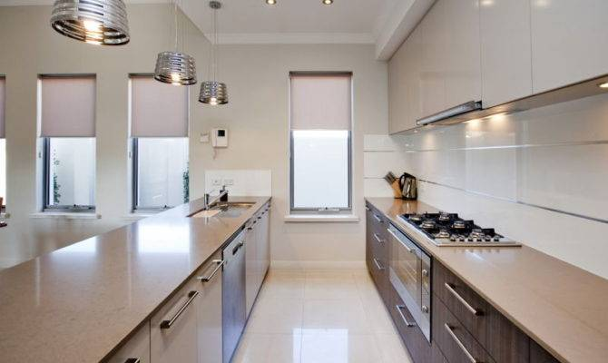 Amazing Galley Kitchen Design Ideas Layouts