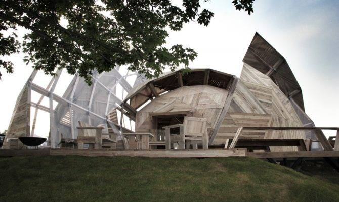 Amazing Geodesic Dome Houses Danish Political